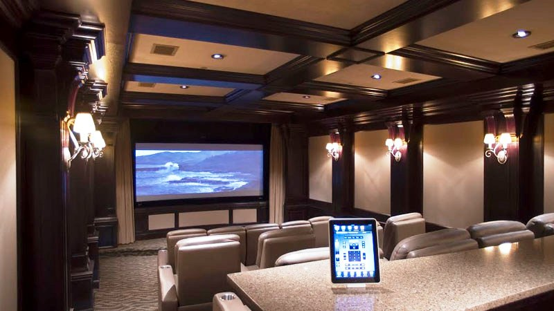 Home Automation and Lighting Management